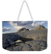 White Pocket Arizona 1 Weekender Tote Bag