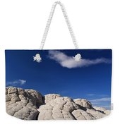White Pocket In The Vermillion Cliffs Weekender Tote Bag