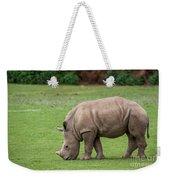 White Rhino 12 Weekender Tote Bag