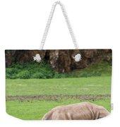 White Rhino 14 Weekender Tote Bag