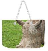 White Rhino 15 Weekender Tote Bag