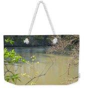 White River Weekender Tote Bag