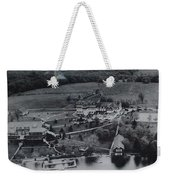 White Roe Lake Hotel-catskill Mountains Ny Weekender Tote Bag