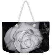 White Rose Passion Impression Weekender Tote Bag