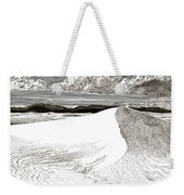 White Sands New Mexico Weekender Tote Bag by Jack Pumphrey
