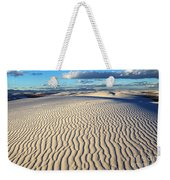 White Sands Of New Mexico Weekender Tote Bag