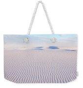 White Sands Serenity Weekender Tote Bag
