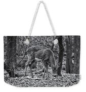 White-tail Deer Weekender Tote Bag