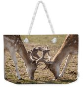 White-tailed Deer Weekender Tote Bag