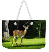 Young Buck Weekender Tote Bag
