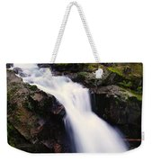 White Water Falling  Weekender Tote Bag