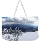 Whiteface Mountain View On Sale Now Weekender Tote Bag