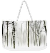 Whiter Shade Of Pale Weekender Tote Bag