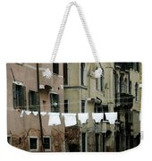 Whiter Than White Weekender Tote Bag