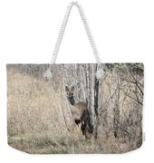 Whitetail Undercover Weekender Tote Bag