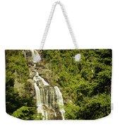 Whitewater Falls Weekender Tote Bag