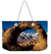 Whitney Portal Weekender Tote Bag