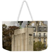 Who Is This Foch? Weekender Tote Bag