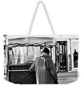 Who Needs A Ride Weekender Tote Bag