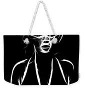 Who S That Girl Weekender Tote Bag