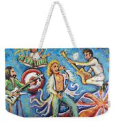 Who The F-ck Are You? Weekender Tote Bag