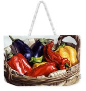 Who Wants To Blister The Peppers Weekender Tote Bag