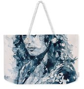 Whole Lotta Love Jimmy Page Weekender Tote Bag