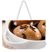 Whole Smoked Eggs Weekender Tote Bag