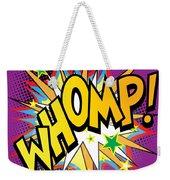 Whomp Weekender Tote Bag