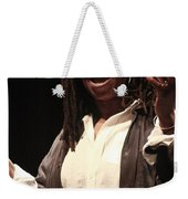 Whoopi Goldberg Weekender Tote Bag