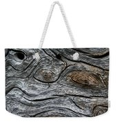 Whorls Of Wood Weekender Tote Bag