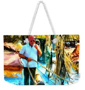 Who's Crazy Now? Weekender Tote Bag