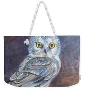 Who's Looking At You Weekender Tote Bag