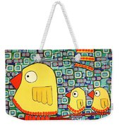 Whos Watching The Kids Weekender Tote Bag