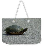 Why Did The Turtle Cross The Road Weekender Tote Bag