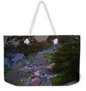 Wichita Mountains Sunset Weekender Tote Bag