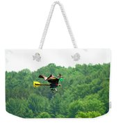 Wicked And Flying Weekender Tote Bag by Thomas Young