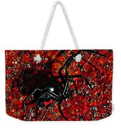 Wicked Widow - Rouge Weekender Tote Bag
