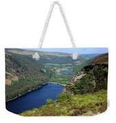 Wicklow Mountains  Weekender Tote Bag