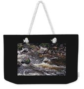 Wicklow River # 1 Weekender Tote Bag