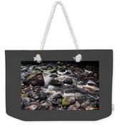 A River In The Wicklow Mountains, Ireland. Vision # 2 Weekender Tote Bag