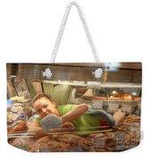 Wienie Washer Weekender Tote Bag