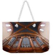 Wiesbaden Marktkirche Organ Weekender Tote Bag