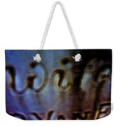 Wife  Weekender Tote Bag
