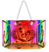 Wifes Clock Weekender Tote Bag