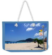 Wifi In Paradise - Hotspot Redefined Weekender Tote Bag