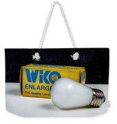 Wiko Enlarger Lamp Weekender Tote Bag