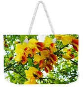 Wild And Beautiful Weekender Tote Bag