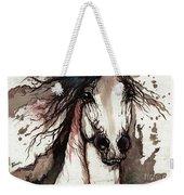 Wild Arabian Horse Weekender Tote Bag
