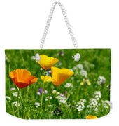 Poppies 3 - Wild At Heart Weekender Tote Bag